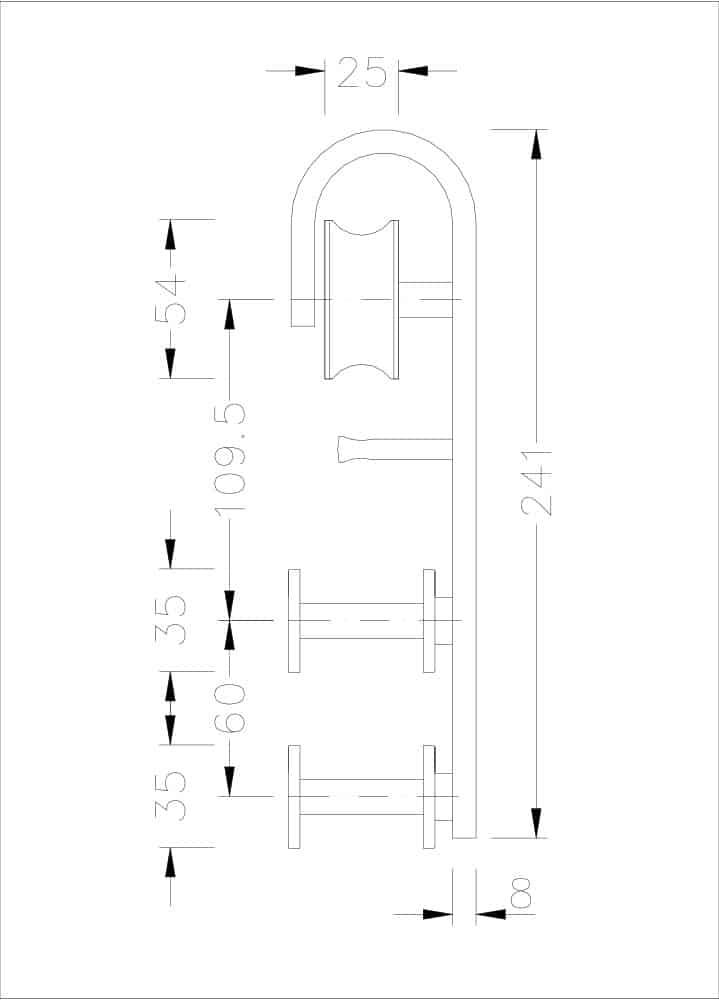 Laufwagen FK 390