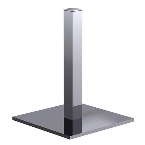 Tischsystem PR100 vierkant